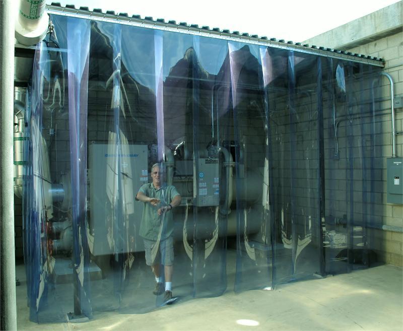 jual tirai strip curtain